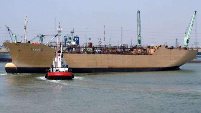 MT Kasim, kapal tanker PT Pertamina