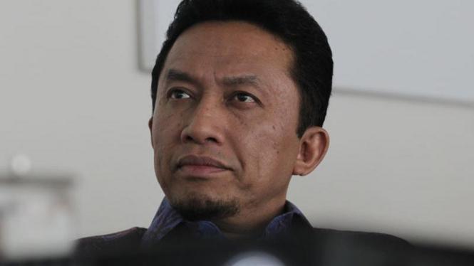 Menkominfo Tifatul Sembiring Berkunjung ke VIVAnews.com