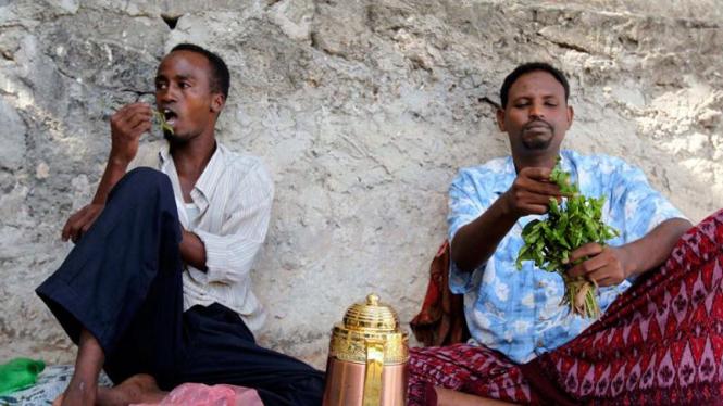 Keseharian masyarakat Somalia