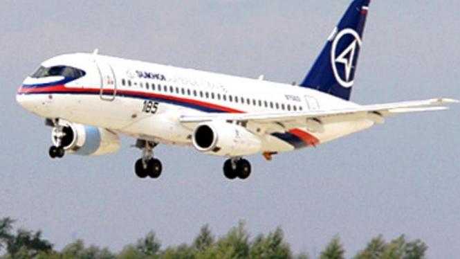 Sukhoi Superjet100