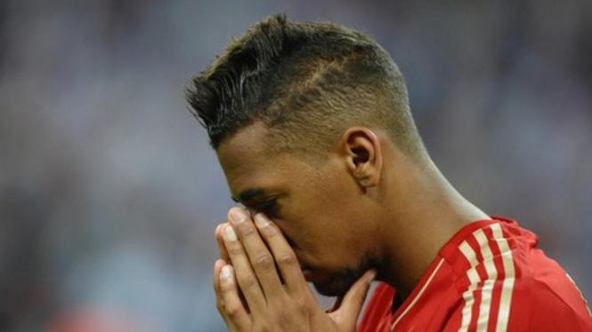 Bek Bayern Munich, Jerome Boateng.