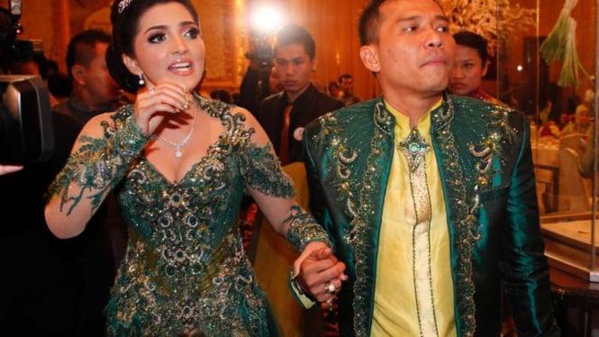 Resepsi Pernikahan Anang Hermansyah dan Ashanty