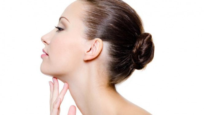 Kulit leher terawat