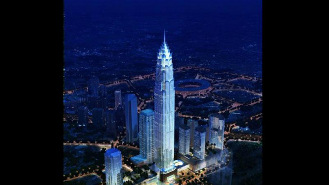 The Signature Tower Complex-SCBD
