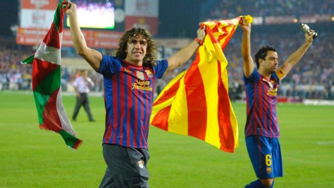 Barcelona Juara Piala Raja