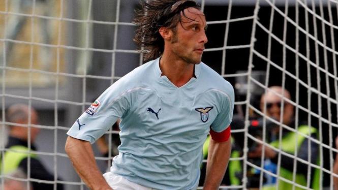 Kapten Lazio, Stefano Mauri