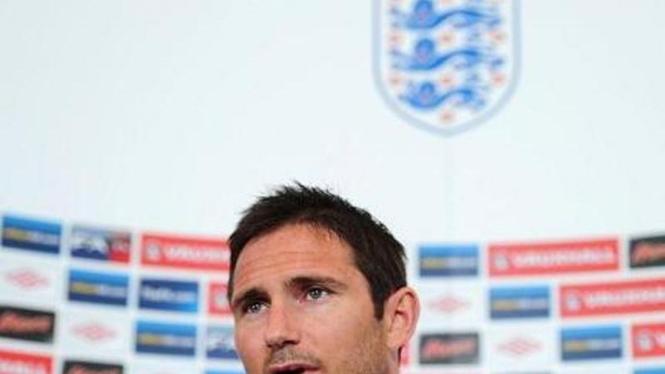 Gelandang Inggris, Frank Lampard