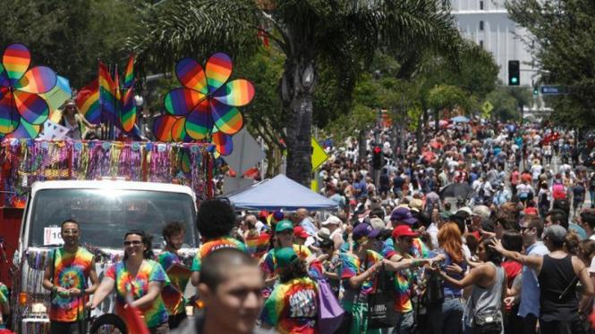 Parade Gay Los Angeles