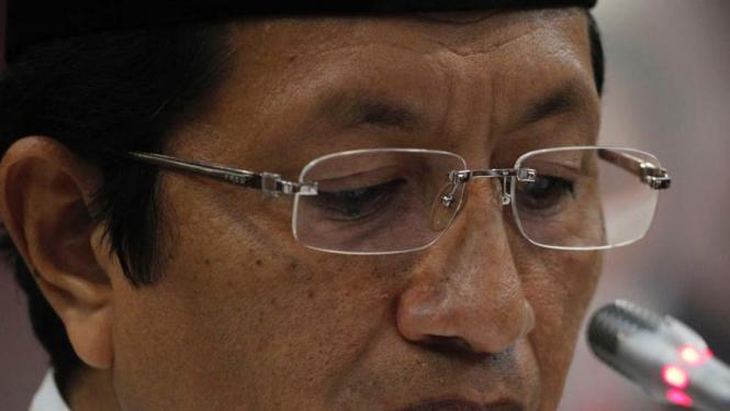 Wakil Menteri Agama (Wamenag) Nasaruddin Umar