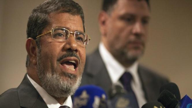 DR. Mursi, Presiden Mesir