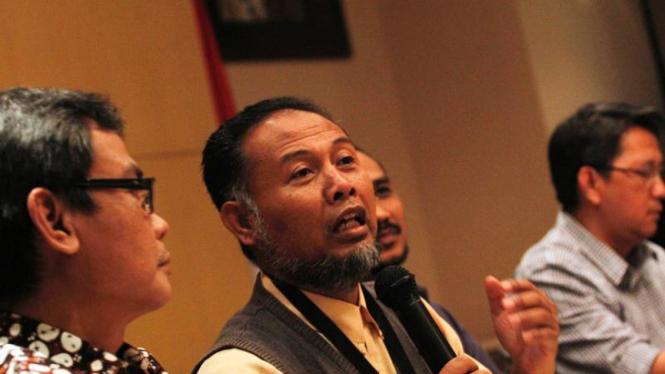 Jumpa Pers Operasi Tangkap Tangan KPK di Kab, Buol