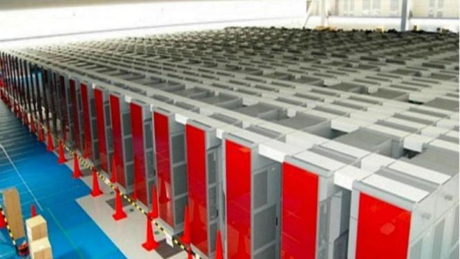 Fujitsu Super Komputer