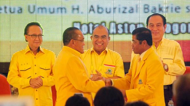 Penetapan Aburizal Bakrie Sebagai Calon Presiden Partai Golkar 2014