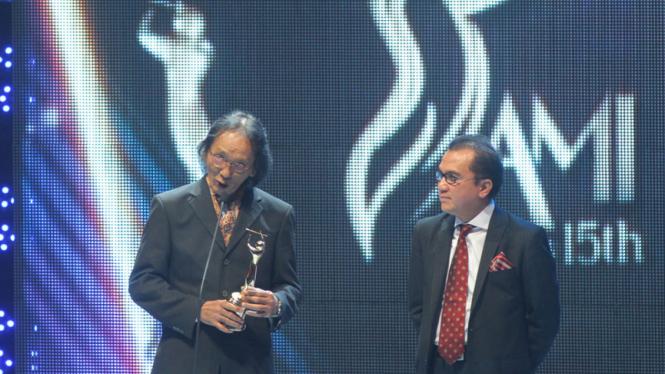 Anugerah Musik Indonesia 2012