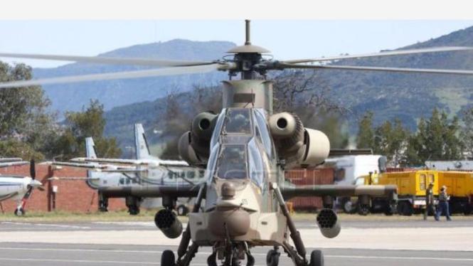 Helikopter serang Denel Rooivalk
