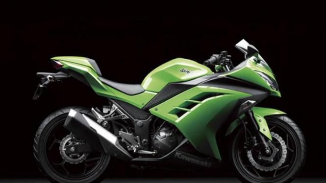 Kawasaki Ninja 250cc 2013