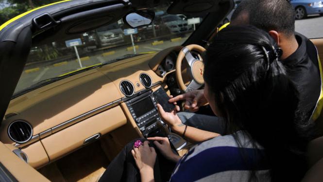 Uji Coba Mobile Banking