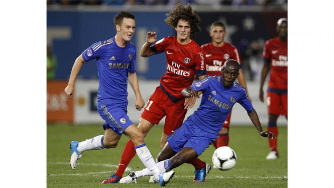 Pertandingan Persahabatan Chelsea vs PSG