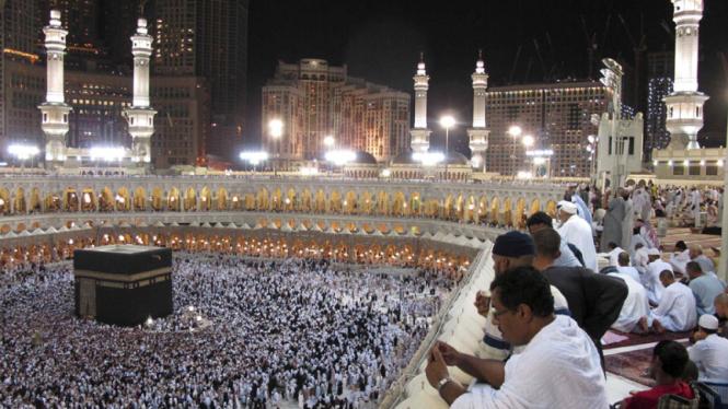 suasana ramadan mancanegara