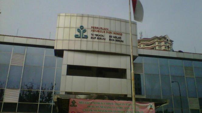 Sekolah Don Bosco