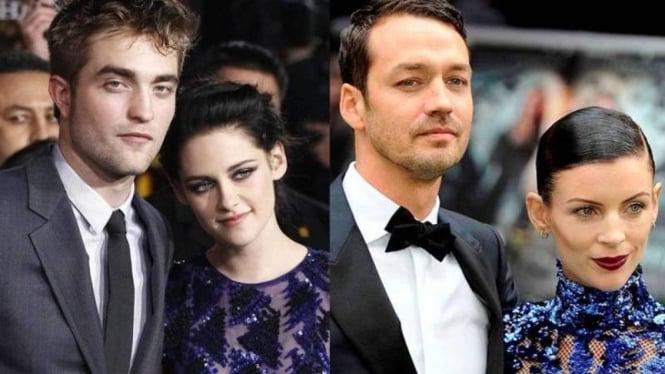 Robert Pattinson Kristen Stewart Rupert Sanders dan Liberty Ross