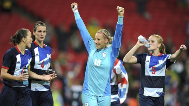 tim sepakbola wanita inggris kalahkan brasil