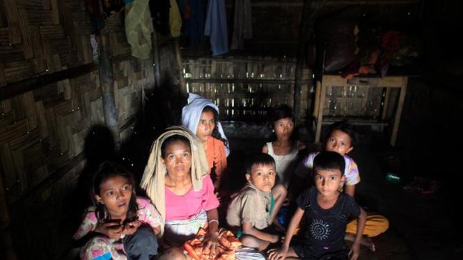 Etnis Muslim Rohingya di Myanmar