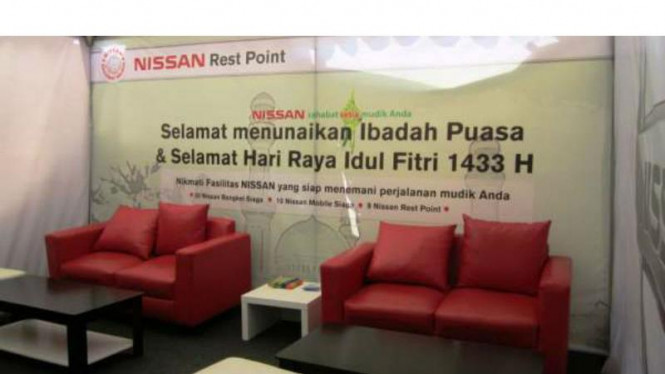 Nissan Rest Point