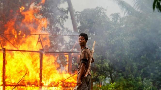 Warga Arakan pada konflik Rakhine-Rohingya