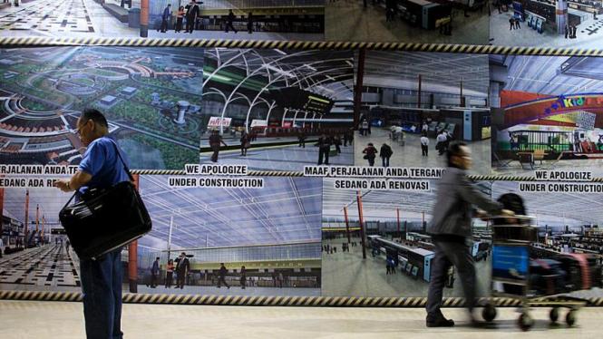 Grand Desain Bandara Soekarno-Hatta