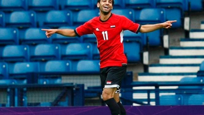 Striker Mesir, Mohamed Salah