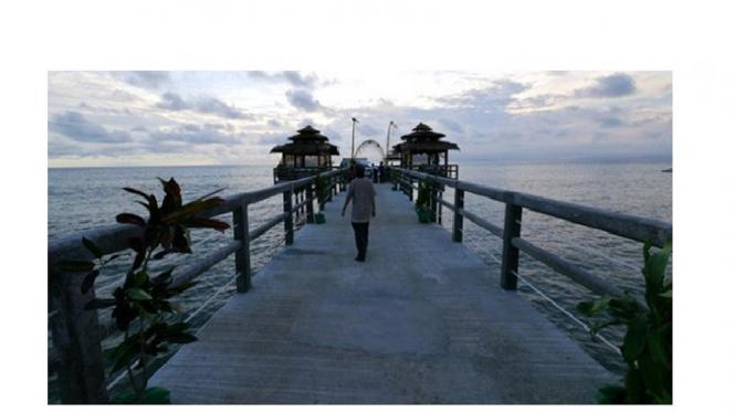Ilustrasi-Wisata Pantai Anyer