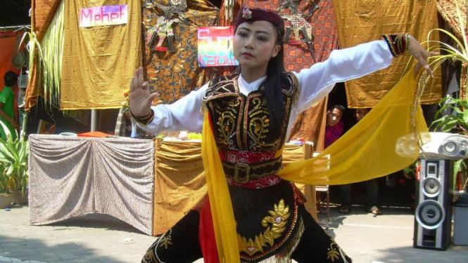 Tari Remo asal Jawa Timur