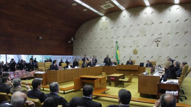 Pengadilan kasus korupsi di Brasil