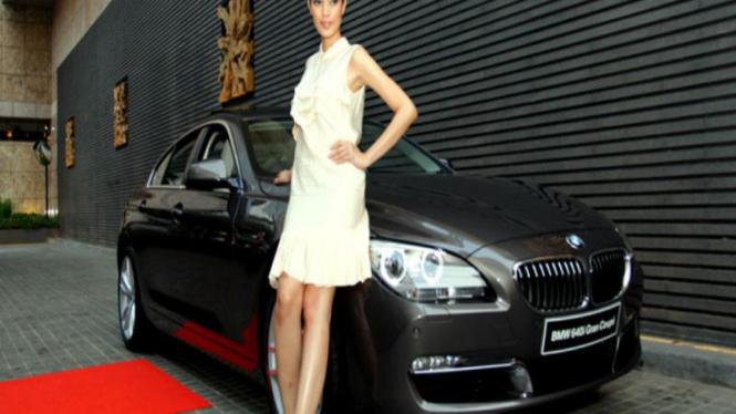 BMW Seri 6 Gran Coupe