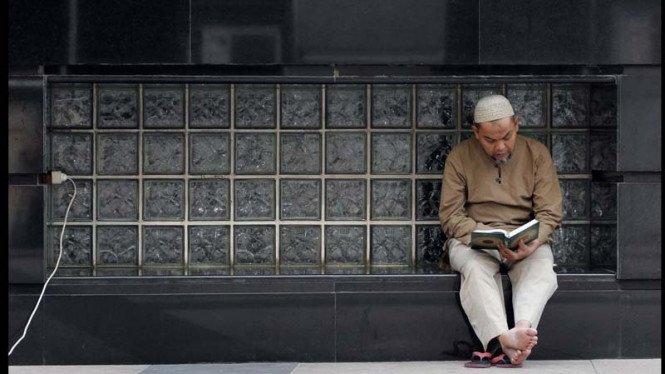 Ibadah Ramadhan 2012