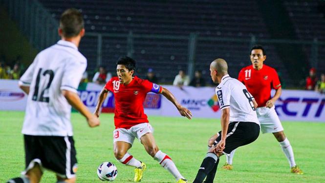 Indonesia Vs Valencia