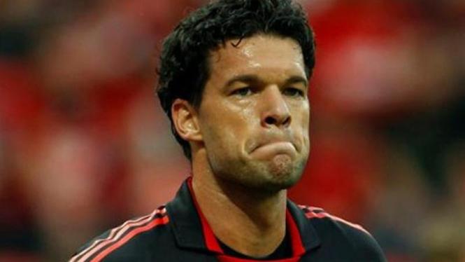 Mantan pemain Bayern Munich, Michael Ballack.
