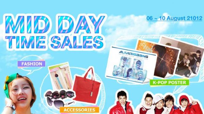 www.yes24.co.id/Berburu Mid Day Time Sales