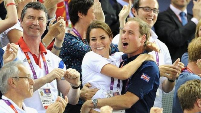 Pangeran William & Kate Middleton