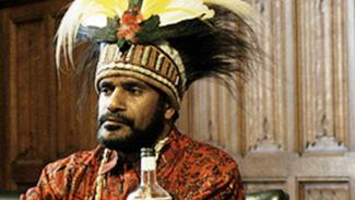 Benny Wenda, tokoh kemerdekaan Papua.