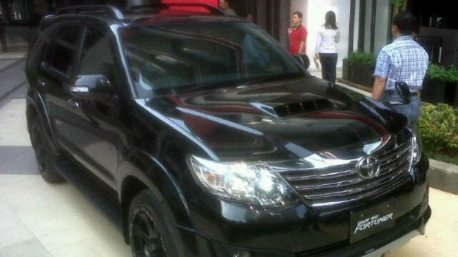 Grand New Fortuner VNTurbo Intercooler