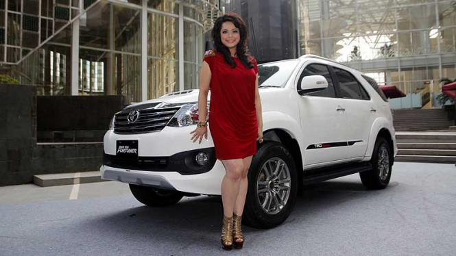 Launching Grand New Fortuner VNTurbo with Intercooler