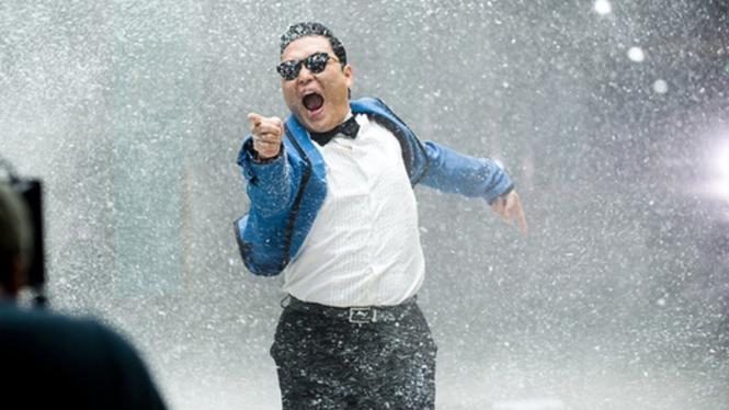 Video Klip Gangnam Style Psy
