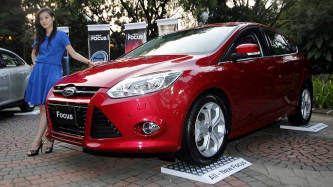 All-New Ford Focus Akan Diluncurkan Tahun Ini