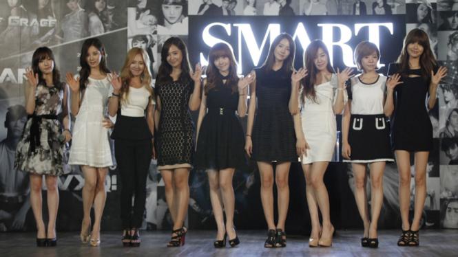 Girls Generation atau SNSD.