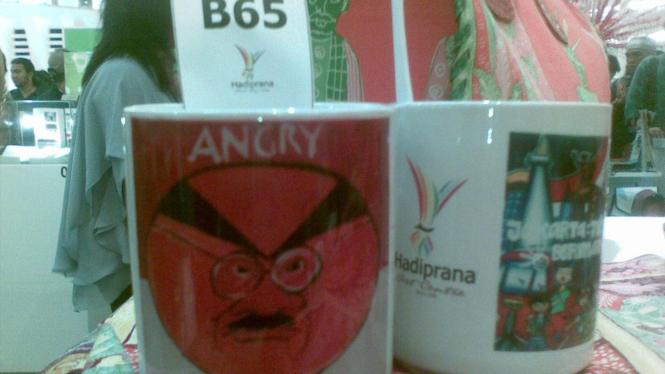 Gelas Angry Foke