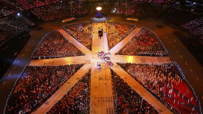 upacara penutupan olimpiade 2012