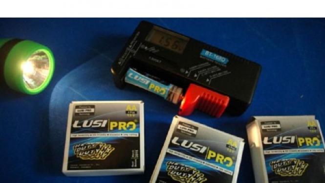 Baterai Lusi Pro