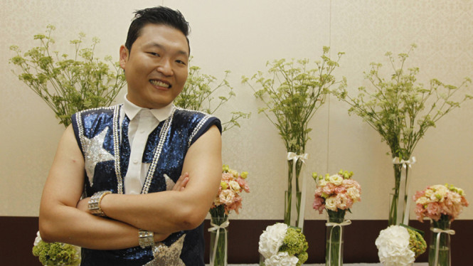 Penyanyi Korea Selatan, Psy